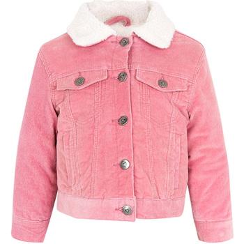 Υφασμάτινα Παιδί Τζιν Μπουφάν/Jacket  Losan 026-2006AL Ροζ