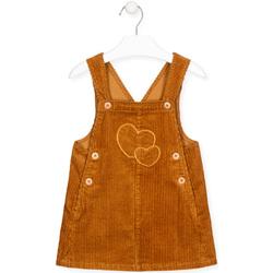 Υφασμάτινα Κορίτσι Ολόσωμες φόρμες / σαλοπέτες Losan 026-7024AL Κίτρινος