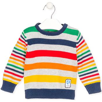 Υφασμάτινα Παιδί Πουλόβερ Losan 027-5003AL Γκρί
