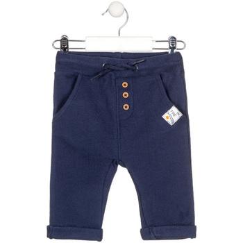 Υφασμάτινα Παιδί Παντελόνια Chino/Carrot Losan 027-6020AL Μπλε