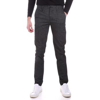Υφασμάτινα Άνδρας Παντελόνια Chino/Carrot Sseinse PSI638SS Γκρί