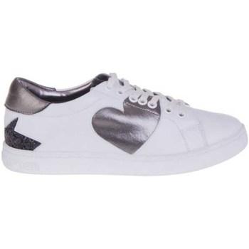 Παπούτσια Γυναίκα Χαμηλά Sneakers Fornarina PI18AN1059VA06 λευκό