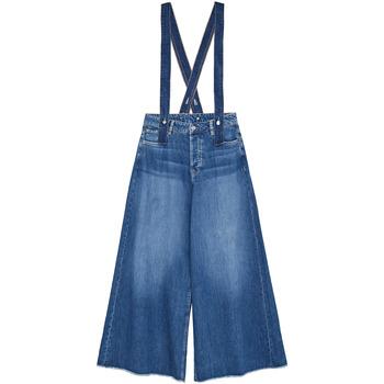Υφασμάτινα Γυναίκα Ολόσωμες φόρμες / σαλοπέτες Pepe jeans PL203598R Μπλε