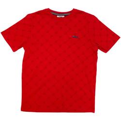 Υφασμάτινα Παιδί T-shirt με κοντά μανίκια Fila 688084 το κόκκινο