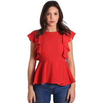 Υφασμάτινα Γυναίκα Μπλούζες Gaudi 811FD45001 το κόκκινο