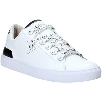 Παπούτσια Άνδρας Χαμηλά Sneakers Guess FM5BAR LEA12 λευκό