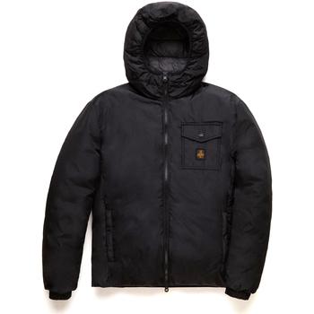 Υφασμάτινα Άνδρας Μπουφάν Refrigiwear RM0G12203NY0176 Μαύρος