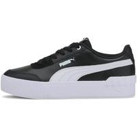 Παπούτσια Γυναίκα Χαμηλά Sneakers Puma 373031 Μαύρος