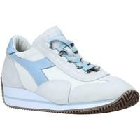 Παπούτσια Γυναίκα Χαμηλά Sneakers Diadora 201156030 λευκό