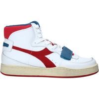 Παπούτσια Άνδρας Ψηλά Sneakers Diadora 501174766 λευκό