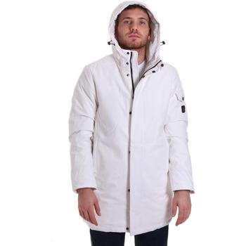 Υφασμάτινα Άνδρας Παρκά Refrigiwear RM8G09900XT2429 λευκό