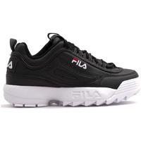 Παπούτσια Παιδί Χαμηλά Sneakers Fila 1011082 Μαύρος
