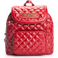 Τσάντες Γυναίκα Σακίδια πλάτης Love Moschino  Red