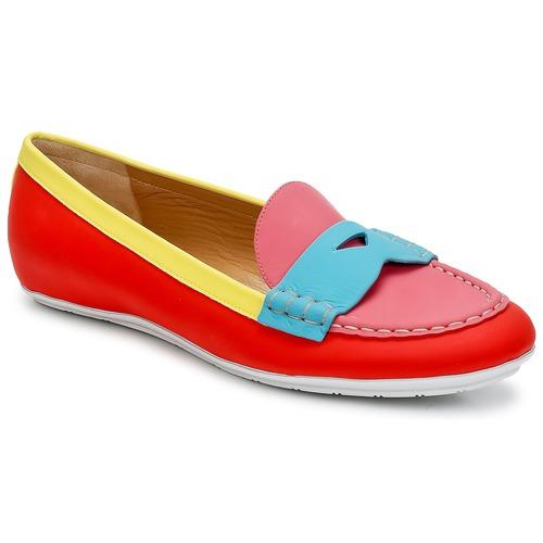 Παπούτσια Γυναίκα Μοκασσίνια Marc Jacobs SAHARA SOFT CALF Multicolour