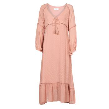 Υφασμάτινα Γυναίκα Μακριά Φορέματα Betty London OFRI Ροζ