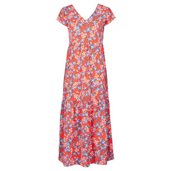Υφασμάτινα Γυναίκα Μακριά Φορέματα Betty London ODE Red / Multicolour