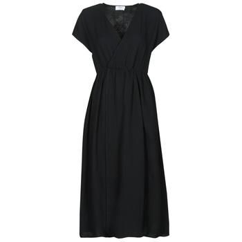 Υφασμάτινα Γυναίκα Μακριά Φορέματα Betty London ODAME Black