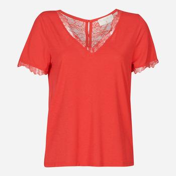 Υφασμάτινα Γυναίκα Μπλούζες Moony Mood OTUIDE Red