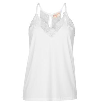 Υφασμάτινα Γυναίκα Μπλούζες Moony Mood OTOP Άσπρο