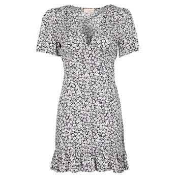 Υφασμάτινα Γυναίκα Κοντά Φορέματα Moony Mood ONIPE Μπλέ