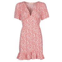 Υφασμάτινα Γυναίκα Κοντά Φορέματα Moony Mood ONIPE Red