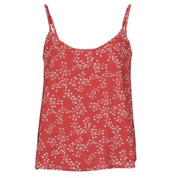 Υφασμάτινα Γυναίκα Μπλούζες Moony Mood OPALE Red