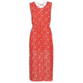 Υφασμάτινα Γυναίκα Μακριά Φορέματα Moony Mood OUPLA Red