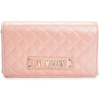 Τσάντες Γυναίκα Τσάντες ώμου Love Moschino  Ροζ