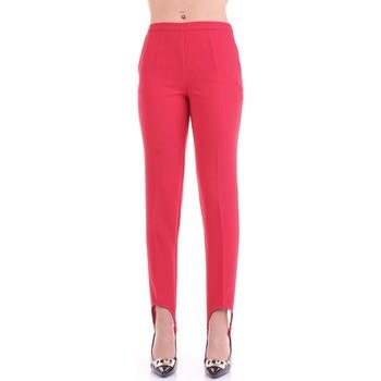 Υφασμάτινα Γυναίκα Παντελόνια Chino/Carrot Vicolo TW1320 Rosso