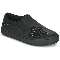 Παπούτσια Κορίτσι Χαμηλά Sneakers Geox J KALISPERA FILLE Black