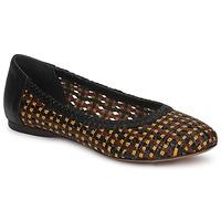Παπούτσια Γυναίκα Μπαλαρίνες Stéphane Kelian WHITNEY Brown / Black