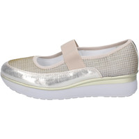 Παπούτσια Γυναίκα Μπαλαρίνες Cinzia Imprint BJ243 Ασήμι