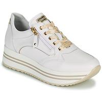 Παπούτσια Γυναίκα Χαμηλά Sneakers NeroGiardini DAKOTA Άσπρο
