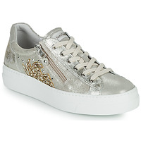 Παπούτσια Γυναίκα Χαμηλά Sneakers NeroGiardini EDDY Gold