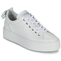 Παπούτσια Γυναίκα Χαμηλά Sneakers NeroGiardini FILLA Άσπρο