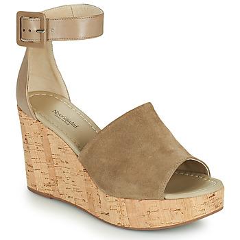 Παπούτσια Γυναίκα Σανδάλια / Πέδιλα NeroGiardini NORWAY Taupe