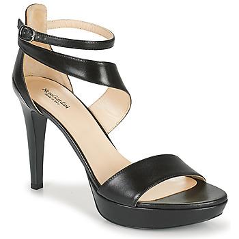 Παπούτσια Γυναίκα Σανδάλια / Πέδιλα NeroGiardini FILOU Black