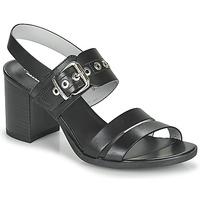 Παπούτσια Γυναίκα Σανδάλια / Πέδιλα NeroGiardini GHILLO Black