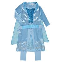 Υφασμάτινα Κορίτσι Μεταμφιέσεις Fun Costumes COSTUME ENFANT PRINCESSE DES NEIGES Multicolour