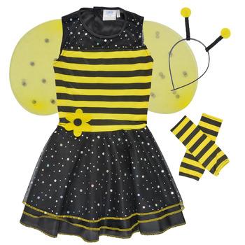 Υφασμάτινα Κορίτσι Μεταμφιέσεις Fun Costumes COSTUME ENFANT BEE BEE Multicolour