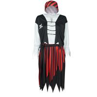 Υφασμάτινα Γυναίκα Μεταμφιέσεις Fun Costumes COSTUME ADULTE PIRATE SUZY Multicolour