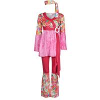 Υφασμάτινα Γυναίκα Μεταμφιέσεις Fun Costumes COSTUME ADULTE HAPPY DIVA Multicolour