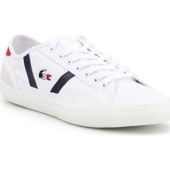 Παπούτσια Άνδρας Χαμηλά Sneakers Lacoste Sideline 219 1 COU CMA 7-37CMA0029407 white