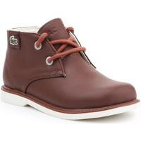 Παπούτσια Παιδί Μπότες Lacoste Sherbrook HI SB SPC 7-30SPC201177T brown