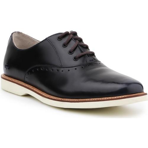 Παπούτσια Γυναίκα Derby Lacoste Rene Prep 2 SRW 7-28SRW1147120 black