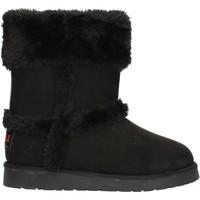 Παπούτσια Κορίτσι Μποτίνια Levi's TIDEVWAV Black