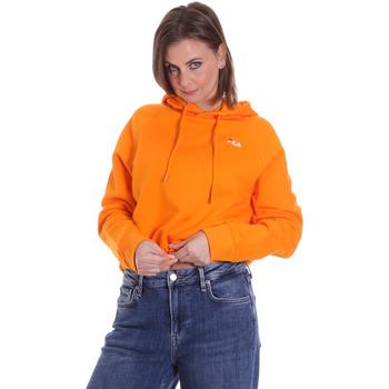 Υφασμάτινα Γυναίκα Φούτερ Fila 687992 Πορτοκάλι