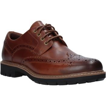 Παπούτσια Άνδρας Εσπαντρίγια Clarks 127191 καφέ