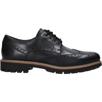 Παπούτσια Άνδρας Εσπαντρίγια Clarks 127192 Μαύρος