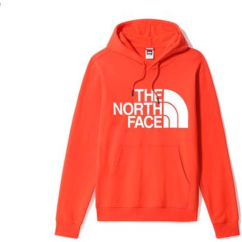 Υφασμάτινα Άνδρας Φούτερ The North Face NF0A3XYD το κόκκινο
